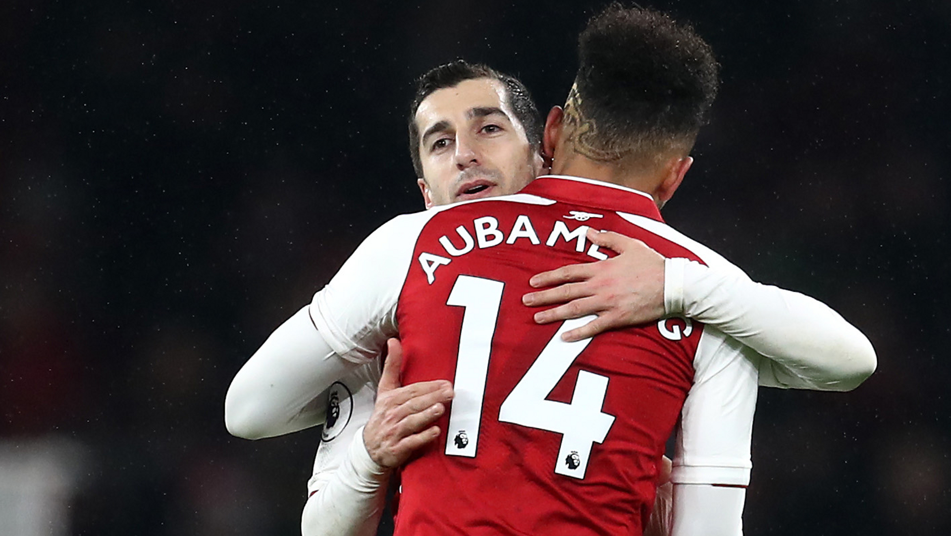 EPL: Aubameyang, Mkhitaryan speak on experiences in Arsena