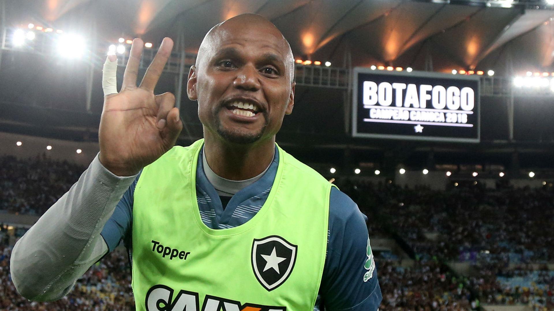 Jefferson Botafogo Carioca 09 04 2018