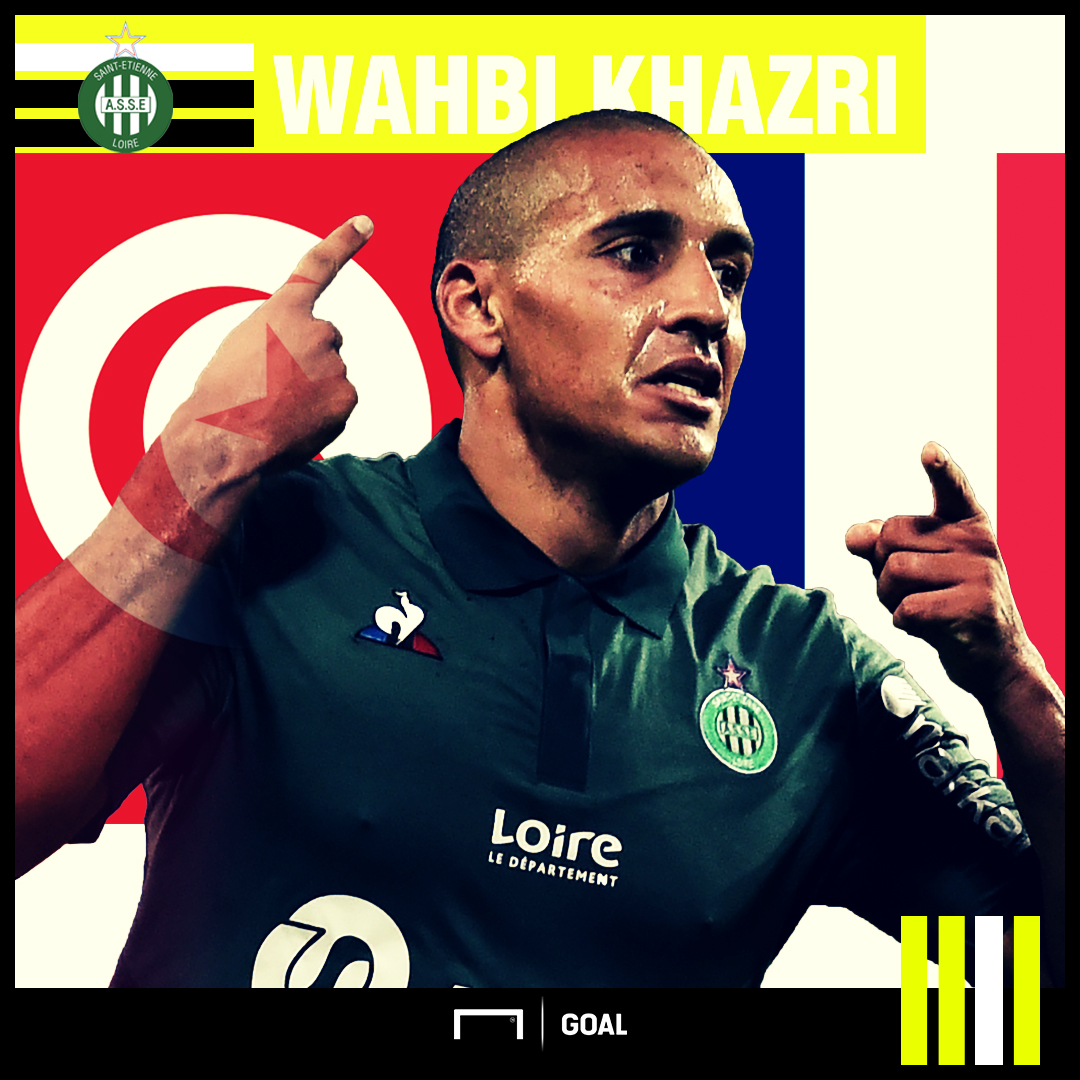 Wahbi Khazri Saint-Etienne French Connection
