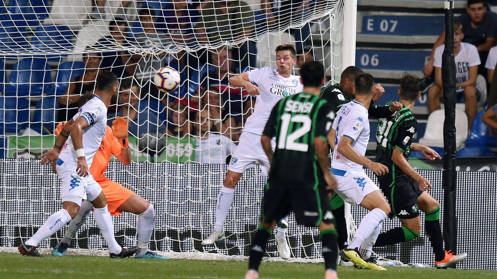 Gian Marco Ferrari Sassuolo Empoli Serie A