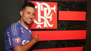Diego Alves Flamengo apresentação 17 07 2017