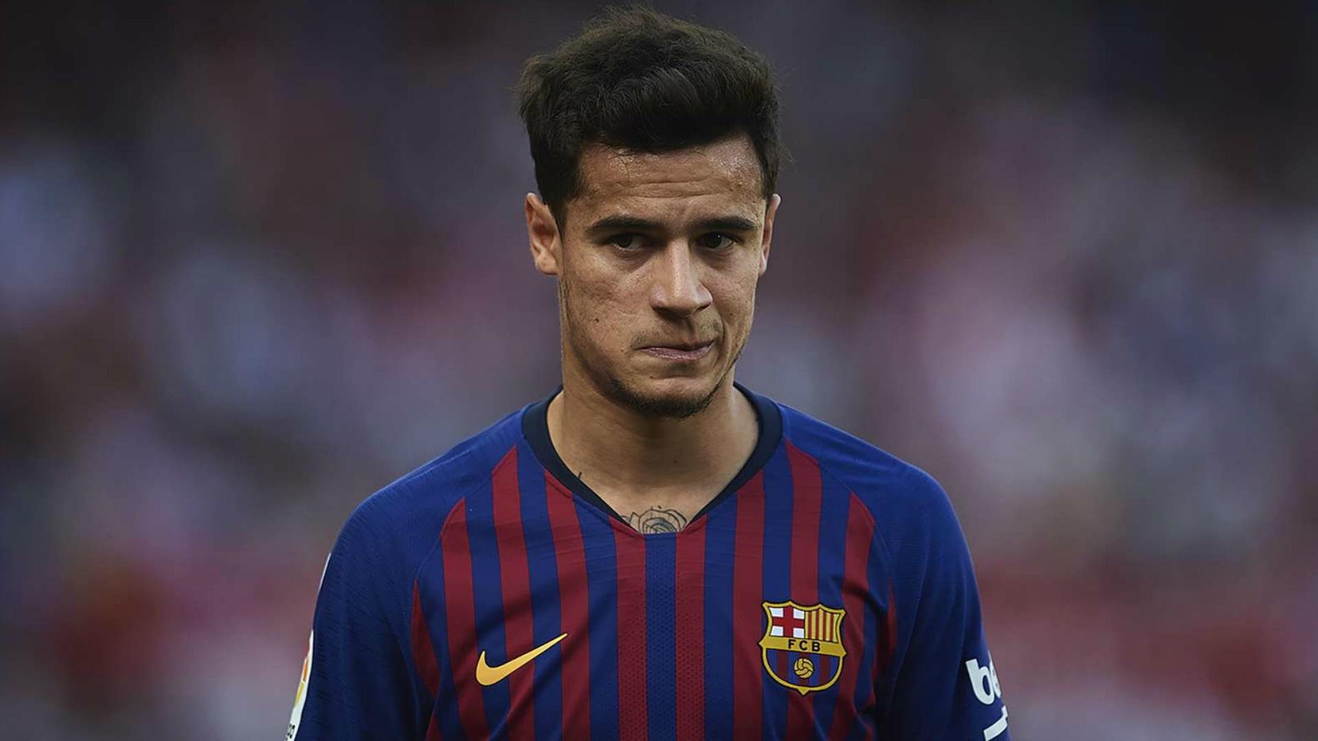 Philippe Coutinho Barcelona 2019
