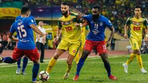 Liridon Krasniqi, Kedah, Gary Steven Robbat, Johor Darul Ta'zim