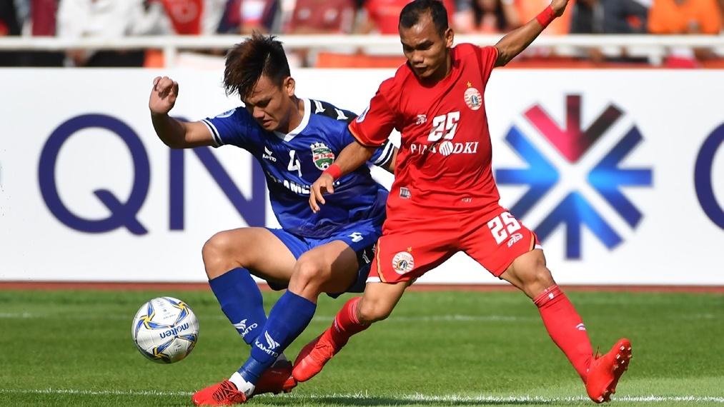Ho Tan Tai Persija Jakarta vs Becamex Binh Duong AFC Cup 2019