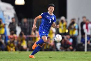 Thailand 2-2 Iraq Theerathon Bunmathan Aum
