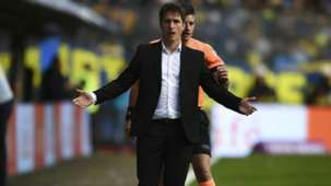 Barros Schelotto Boca Juniors Copa Libertadores