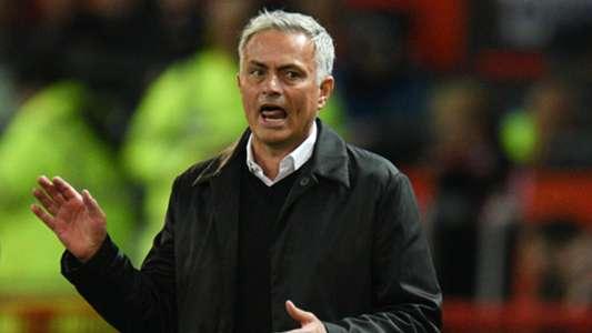 Jose Mourinho Manchester United 27082018