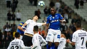 Henrique Manoel Corinthians Cruzeiro Brasileirao Serie A 25072018