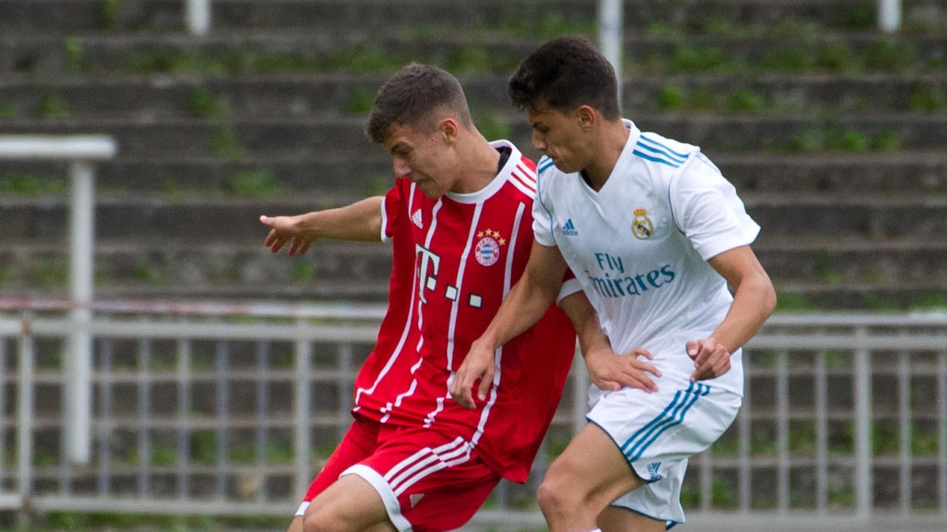Bayern Munich  Real Madrid U19 08032018