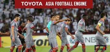 AFC Rof 16 1st leg