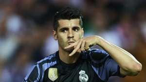 Alvaro Morata Real Madrid La Liga