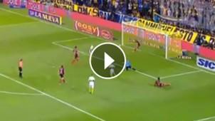Cristian Pavon Goal Failed Play Video
