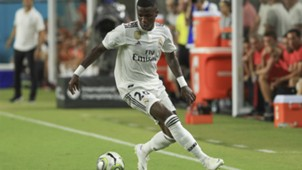 Vinicius Junior Real Madrid x Manchester United ICC 31 07 18