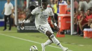 Vinicius Junior Real Madrid x Manchester United ICC 31 07 18