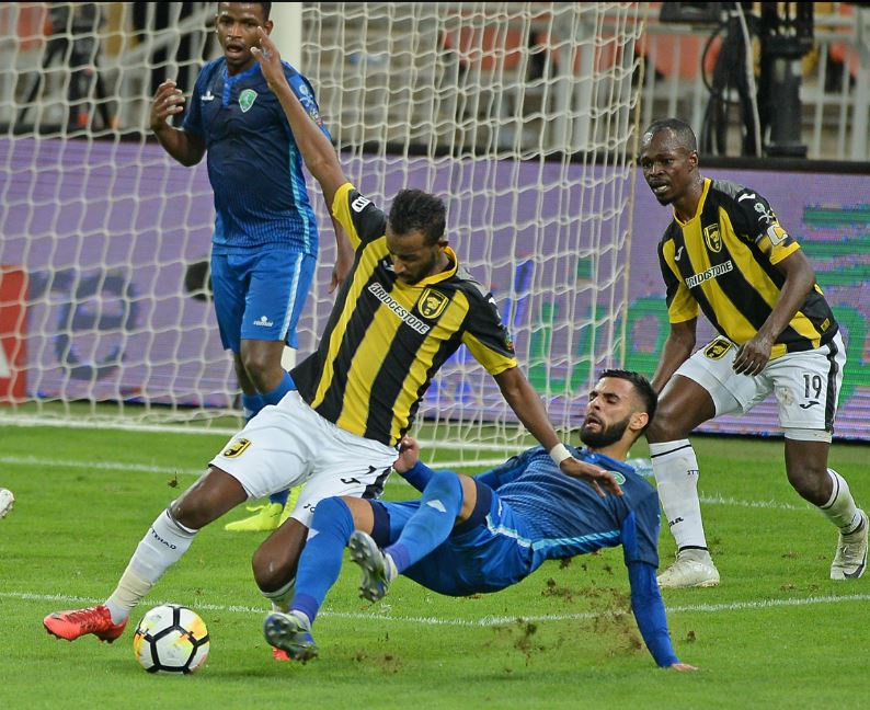 Al Ittihad vs. Al Fateh - Saudi Pro League