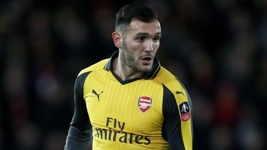 Lucas Perez Arsenal
