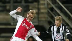 Frenkie de Jong, Heracles - Ajax, 02092019