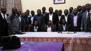 Sierra Leonean officials