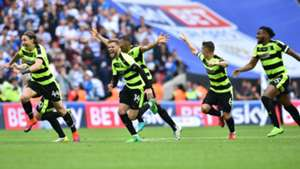 Huddersfield Town promtoion play-off final