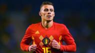 Thorgan Hazard Belgium 2018