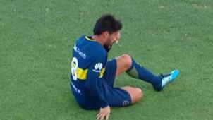 Video Pablo Perez San Lorenzo Boca Superliga Argentina 04022018