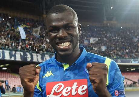 Man Utd-linked Koulibaly 'pleased' with interest