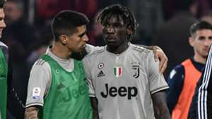 Moise Kean Juventus 2018-19