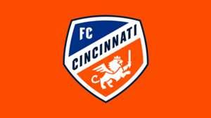GFX FC Cincinnati Logo Panel