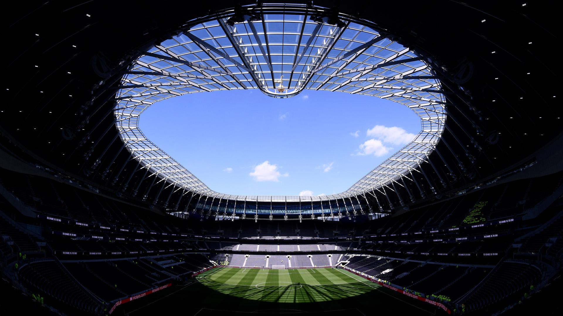 Tottenham Neues Stadion 2019