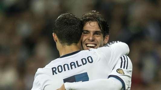 HD Kaka Cristiano Ronaldo Real Madrid