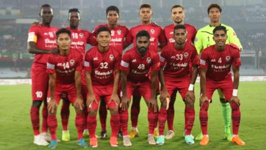 Churchill Brothers I-League 2018-19