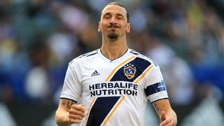 Zlatan Ibrahimovic LA Galaxy MLS 2019
