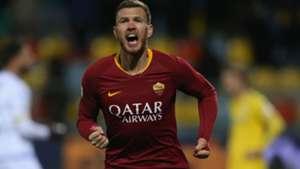 Edin Dzeko Frosinone Roma Serie A