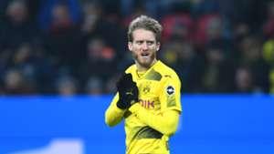 Andre Schürrle Schurrle Borussia Dortmund Bundesliga 2122017