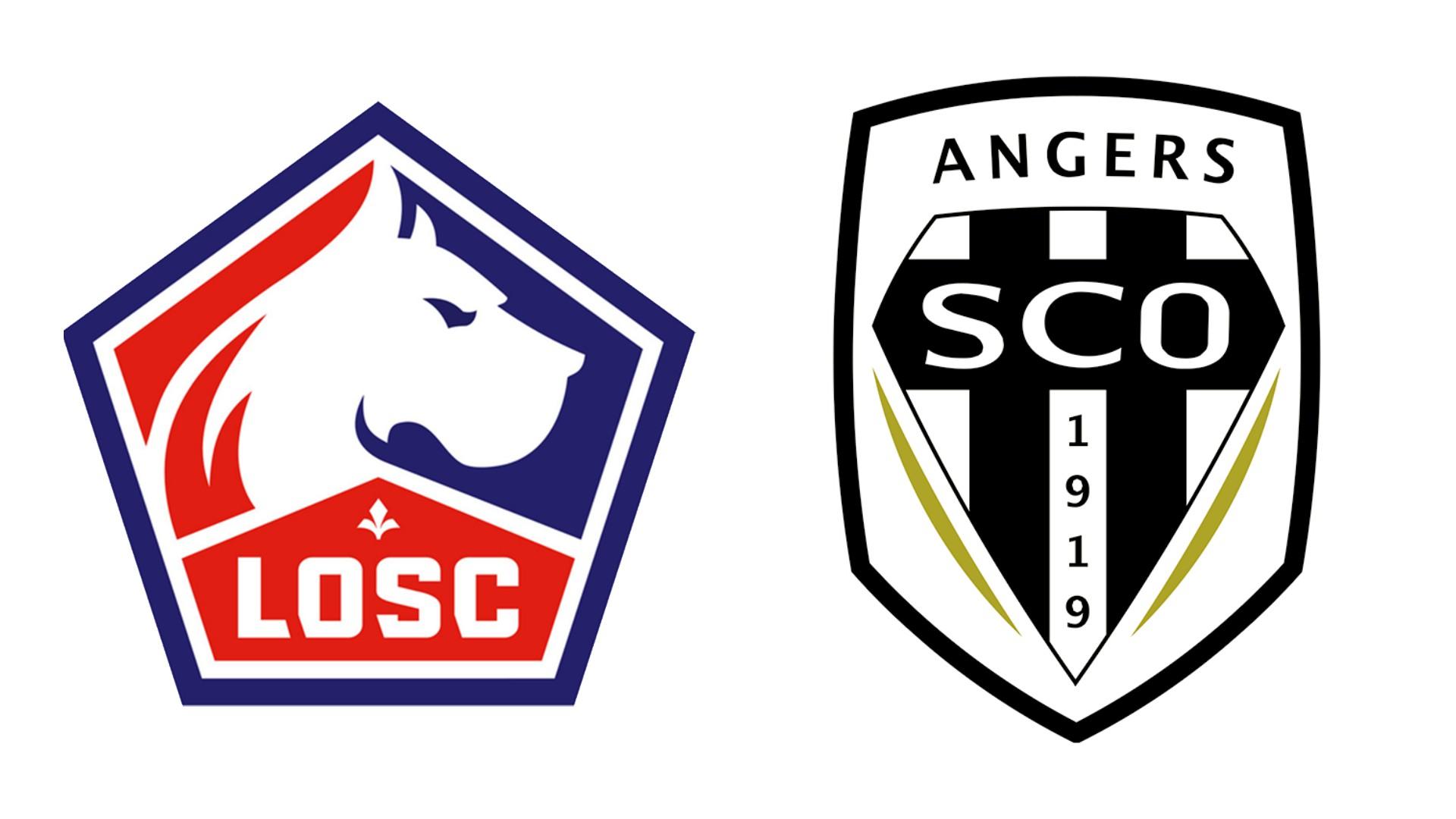 Le Losc s'impose face à Angers