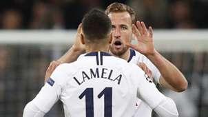 Tottenham Kane Lamela 03102018