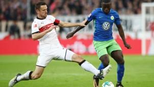 Christian Gentner VfB Stuttgart Bundesliga 0917
