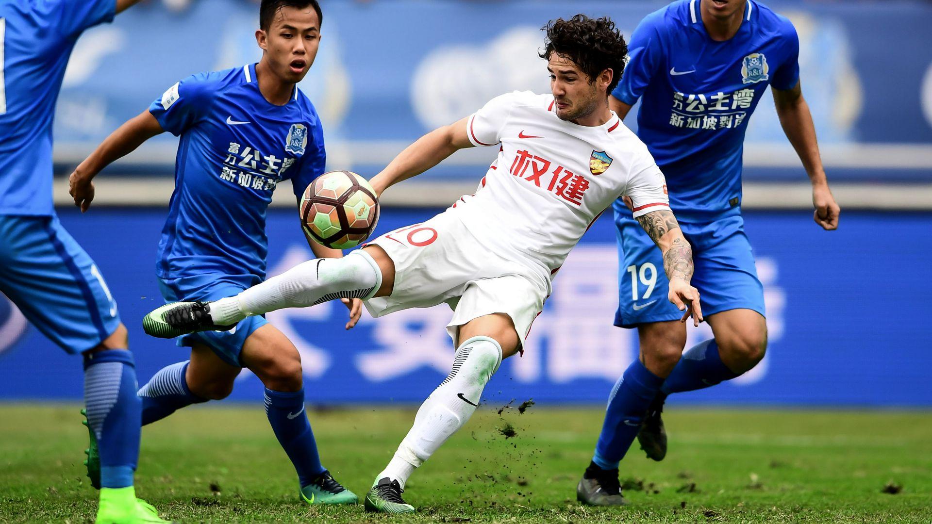 Alexandre Pato Tianjin Quanjian