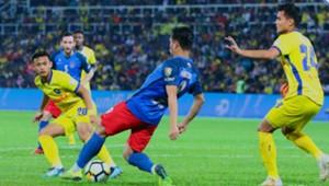 Hazwan Bakri, Johor Darul Ta'zim, FA Cup
