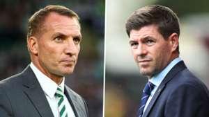 Brendan Rodgers, Steven Gerrard
