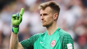 Lukas Hradecky Eintracht Frankfurt 08042018