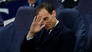 Massimiliano Allegri Tottenham Juventus