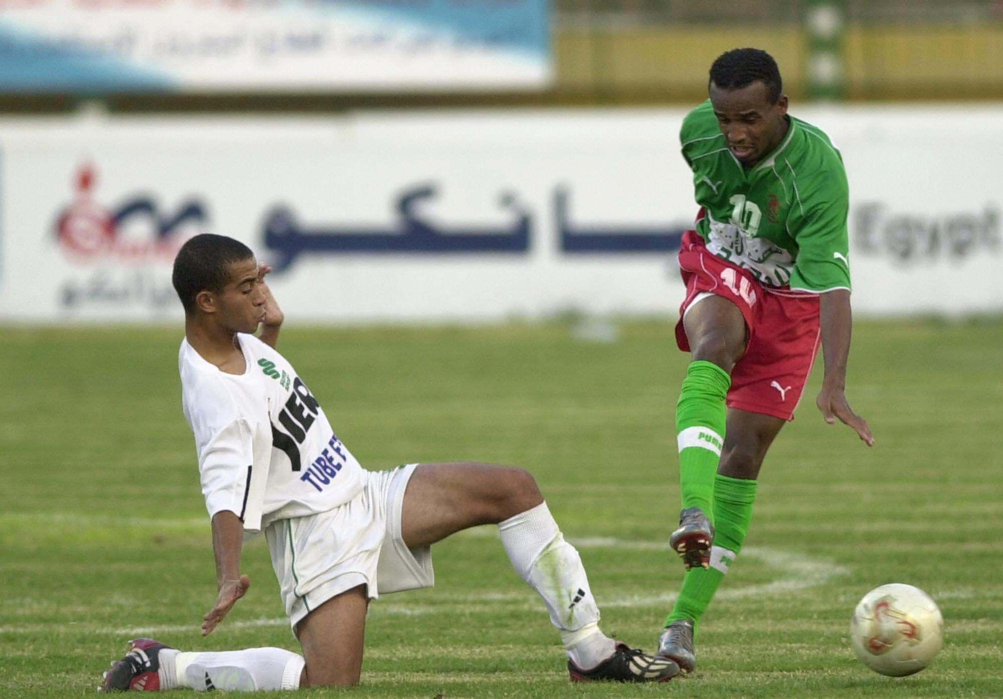 الاتفاق السعودي الرجاء - البطولة العربية