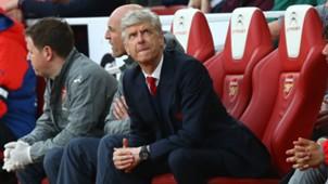 Arsene Wenger Arsenal Manchester City Premier League 02042017