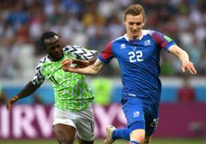 Moses' decision-making: Victor Moses is a key player for the Super Eagles, but is too often a shadow of himself. He certainly was in the first half at the Volgograd Stadium. His decision-making and touch on the ball was very poor which prevented Nigeri...