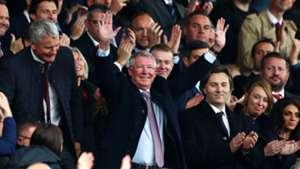 Sir Alex Ferguson Manchester United Old Trafford 22092018