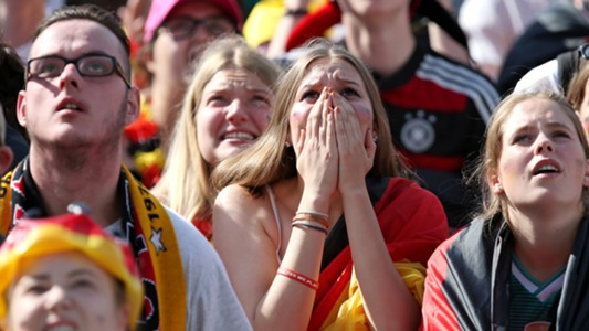 Germany Fans World Cup South Korea