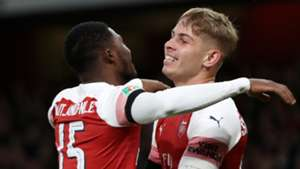 Ainsley Maitland-Niles, Emile Smith Rowe, Arsenal