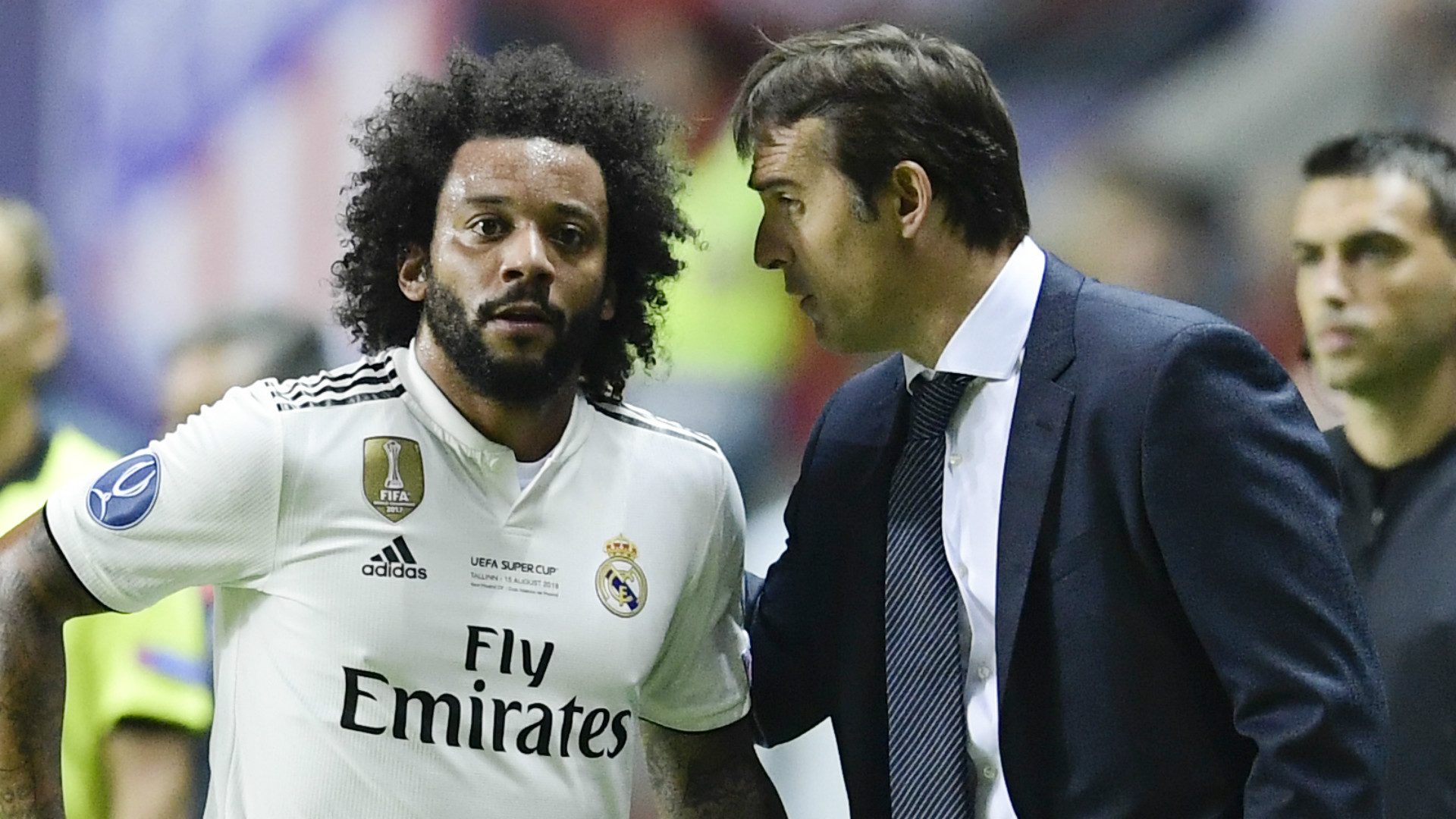 Marcelo Julen Lopetegui Real Madrid 2018-19