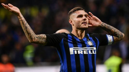 Icardi Inter Milan Serie A